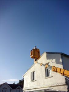 Démoussage de façade à rennes et nantes par Nativhouse