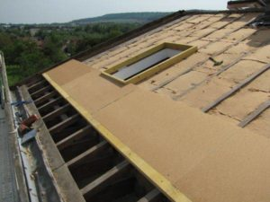 sarking : isolation toiture par l'extérieur par Nativhouse Rennes et Nantes